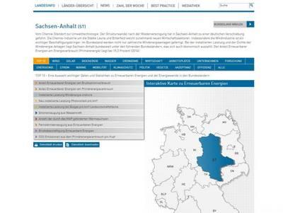 Menu: Agentur für Erneuerbare Energien