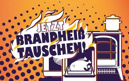 """Gerätetausch """"Jetzt brandheiß tauschen"""" © ©LENA/ Hoffmann Kommunikation GmbH"""