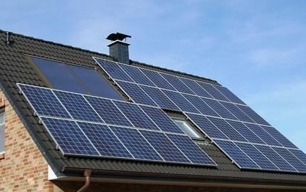 """Leitfaden """"Strom aus Photovoltaik zur Eigenversorgung"""" © Pixabay"""